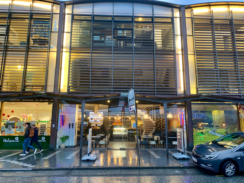 Restaurant / Café M.P. Bruuns Gade