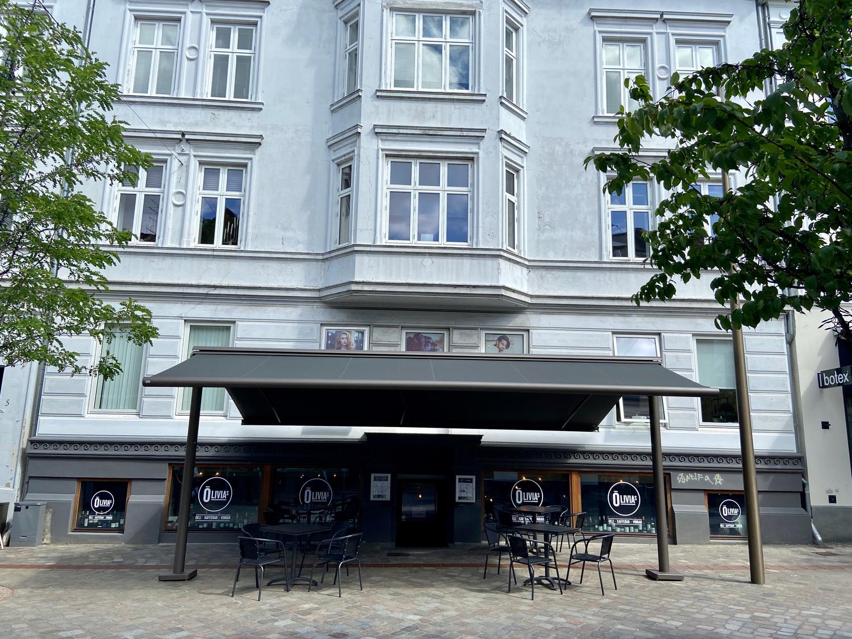 Tapas og vinbar i Horsens