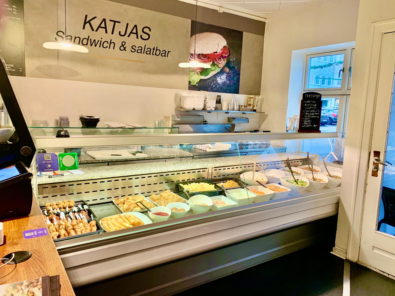 Katjas Sandwich Odder
